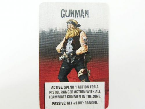 AN: Companion Card (Gunman)